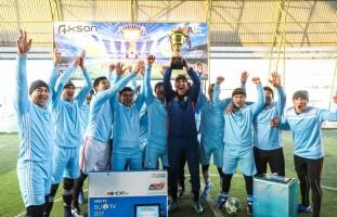 Andijon viloyati IIB jamoasi mini-futbol bo'yicha