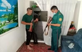 Андижон вилояти ИИБ ППХ ва ЖТСБ Назорат лицензиялаш фаолияти ходимлари томонидан 1502 нафа…
