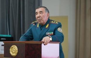 Ichki ishlar vaziri maslahatchisi, general-polkovnik Zokirjon Аlmatov andijonlik yoshlar b…